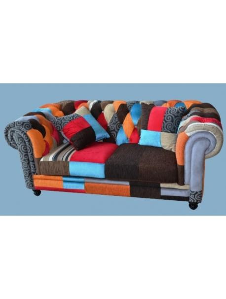 LAS VEGAS 2-SEATER - Aletraris Furniture