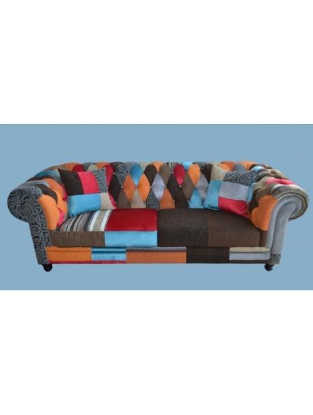 LAS VEGAS 3-SEATER - Aletraris Furniture