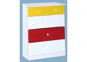 WONDERLAND CHEST OF DRAWERS