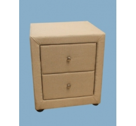 OLIVER NIGHT STAND FABRIC